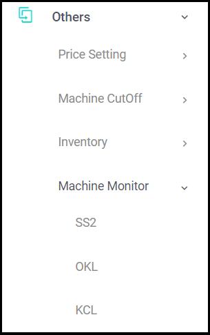 nav machine monitor