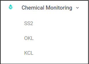 nav chemical monitoring